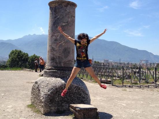Pompeii JUN 13