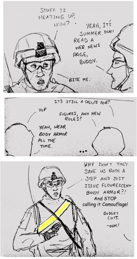 FOB Comic 1